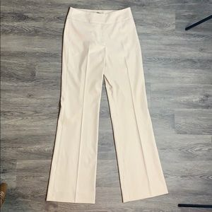 Antonio Melani Cream Dress Pants Size 2